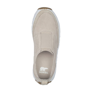 Sorel Out 'n About Plus Slip On (Women) - Soft Taupe Dress/Casual|Slip Ons - The Heel Shoe Fitters
