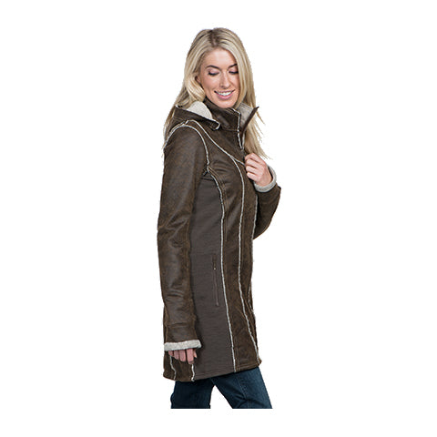 Kuhl Dani Trench (Women) - Oak