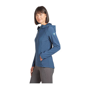 Kuhl Protektr Hooded Jacket (Women) - Harbor