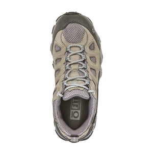 OBOZ Sawtooth II Low B-Dry (Women) - Frost Gray/Sage Boots|Hiking - Low - The Heel Shoe Fitters