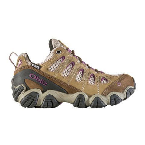 Oboz Sawtooth II Low B-DRY (Women) - Violet Boots|Hiking - Low - The Heel Shoe Fitters