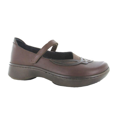 Naot Bluegill (Women) - Toffee Brown Sandals|Slide Sandals - The Heel Shoe Fitters