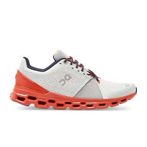 On Running Cloudstratus (Men) - Mineral/Rust Athletic|Athleisure - The Heel Shoe Fitters