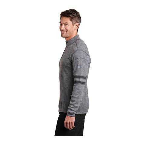 Kuhl Team 1/4 Zip (Men) - Slate