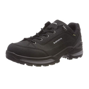 Lowa Renegade GTX Low - Black/Graphite Boots|Hiking - Low - The Heel Shoe Fitters