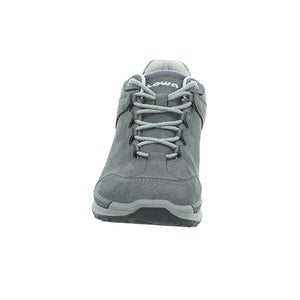 Lowa Locarno GTX Lo (Women) - Graphite/Jade Boots|Hiking - Low - The Heel Shoe Fitters