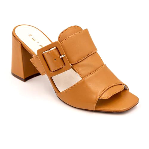 Wirth Duomo - Tan Dress/Casual|Clogs & Mules - The Heel Shoe Fitters