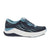 Dansko Pace (Women) - Navy Mesh Athletic|Walking - The Heel Shoe Fitters