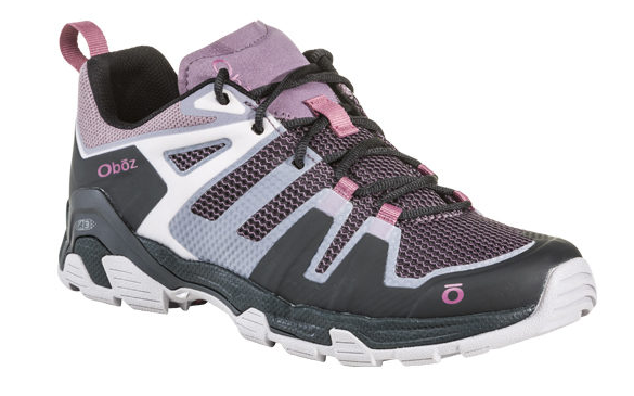 Oboz Arete Low (Women) - Blush Boots|Hiking - Low - The Heel Shoe Fitters