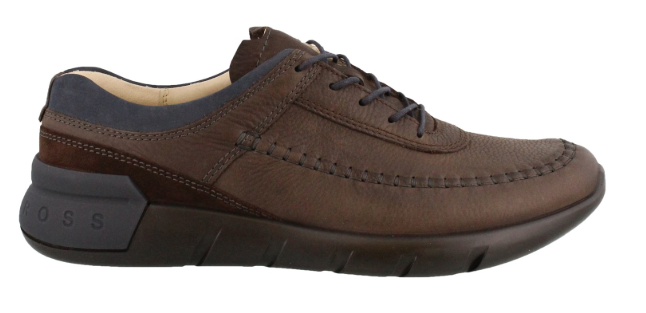 Ecco Cross X Classic - Coffee/Marine/Coffee