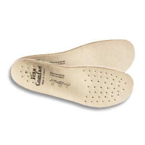 Finn Comfort Replacement Footbed 4490 (Unisex) - Beige Orthotics - Full Length - Neutral - The Heel Shoe Fitters