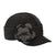 Stormy Kromer Petal Pusher Cap - Black/Charcoal Outerwear|Headwear|Brimmed Hat - The Heel Shoe Fitters
