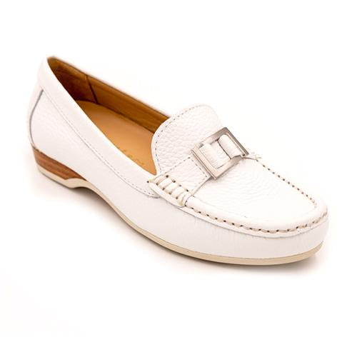 Wirth Relax (Women) - Branco Dress/Casual|Slip Ons - The Heel Shoe Fitters