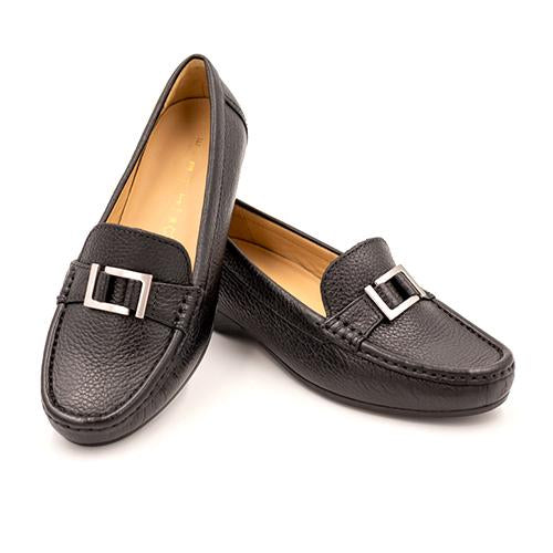 Wirth Relax - Preto Dress/Casual|Slip Ons - The Heel Shoe Fitters