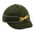 Stormy Kromer Lil' Benchwarmer 51320 (Children) - Green/Gold Outerwear|Headwear|Brimmed Hat - The Heel Shoe Fitters