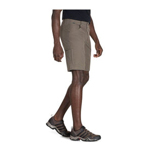 Kuhl Silencr Kargo Short (Men) - Storm Khaki Outerwear|Legwear|Shorts - The Heel Shoe Fitters