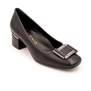 Wirth Atalanta - Preto Dress/Casual|Heels - The Heel Shoe Fitters