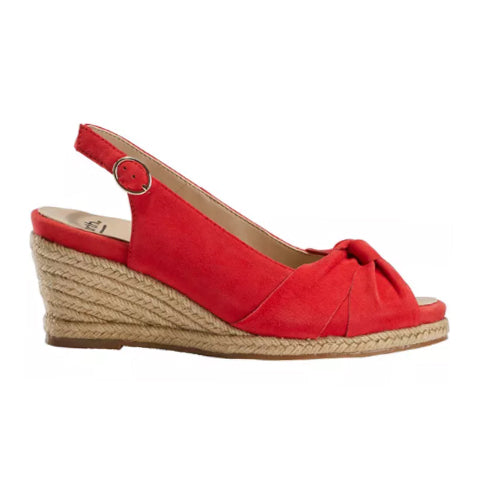 Earth Thara Bermuda (Women) - Spicy Red
