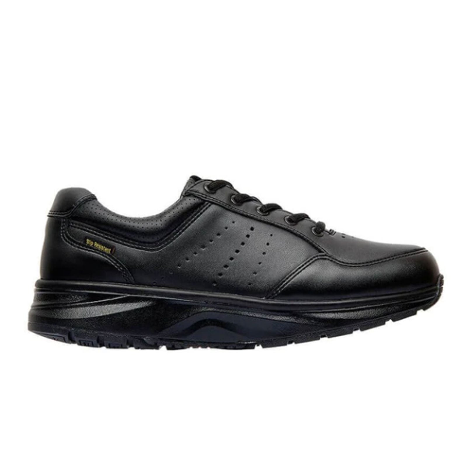 Joya Dynamo II Sr (Women) - Black Dress/Casual|Lace Ups - The Heel Shoe Fitters