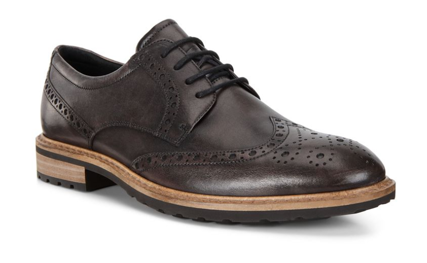 Ecco Vitrus 1 Wing Tip - Moonless