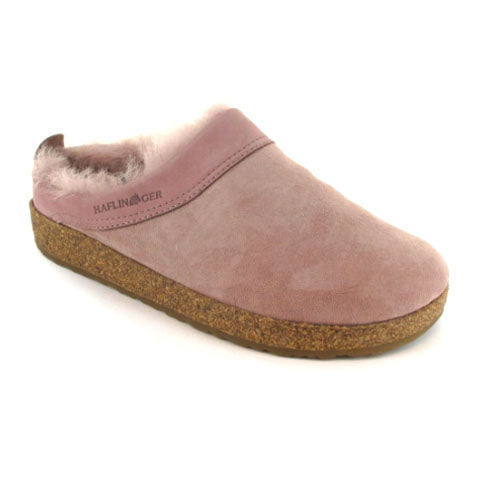 Haflinger Snowbird (Women) - Rosewood Dress/Casual|Clogs & Mules - The Heel Shoe Fitters
