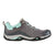 Oboz Sapphire Low B-DRY (Women) - Charcoal/Beach Glass Boots|Hiking - Low - The Heel Shoe Fitters