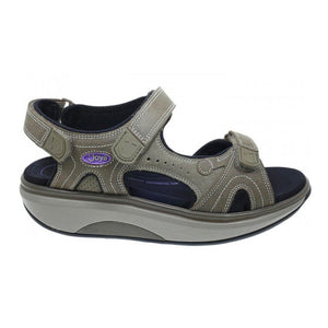 Joya ID Cairo II (Women) - Chocolate Chip Sandals|Backstrap Sandals - The Heel Shoe Fitters
