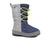 Bogs Snownights - Navy Multi