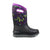 Bogs Neo Classic Northwest Garden (Children) - Black Multi Boots|Rain - Mid - The Heel Shoe Fitters