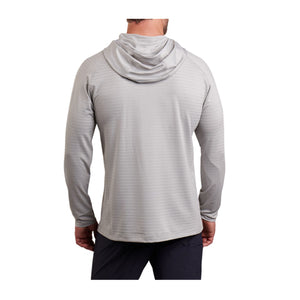Kuhl AirKuhl Hoody (Men) - Cloud Gray