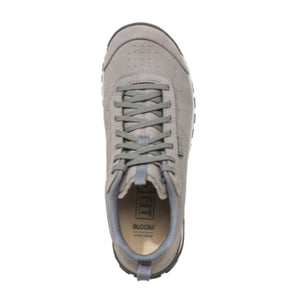 Oboz Bozeman Low Leather (Women) - Frost Gray Athletic|Athleisure - The Heel Shoe Fitters