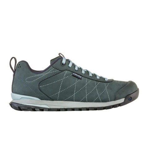 Oboz Bozeman Low Leather (Women) - Slate