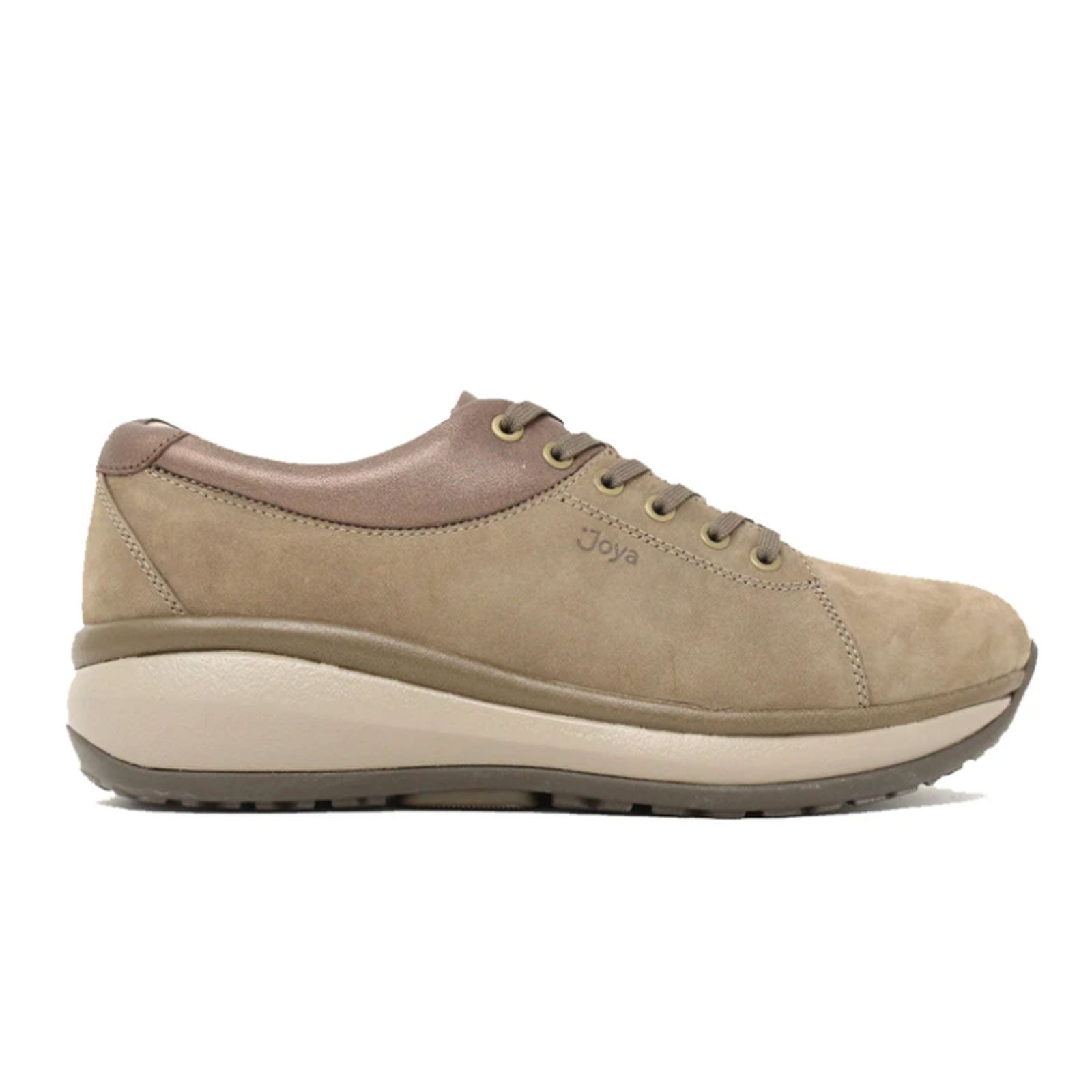 Joya Athena (Women) - Teak Dress/Casual|Lace Ups - The Heel Shoe Fitters