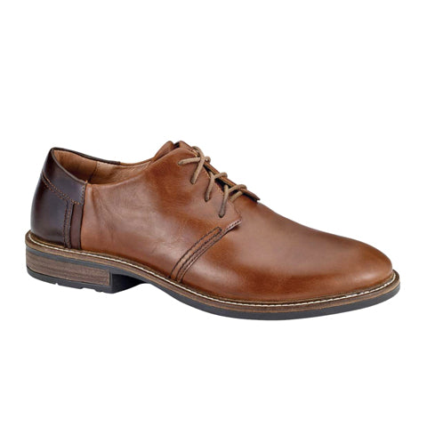 Naot Chief (Men) - Maple Brown Dress/Casual|Derby Shoes - The Heel Shoe Fitters