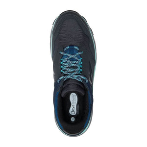 Joya Bliss STX (Women) - Grey/Blue Athletic|Walking - The Heel Shoe Fitters