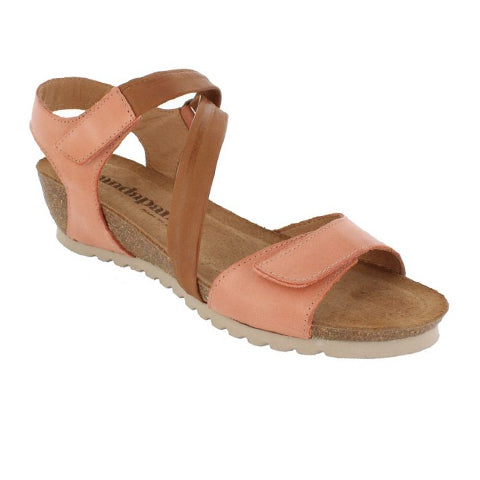 Wanda Panda Bilma (Women) - Naranja Sandals|Wedge Sandals - The Heel Shoe Fitters