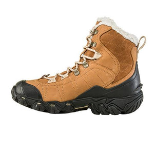 "Oboz Bridger 7"" Insulated B-DRY (Women) - Chipmunk Boots