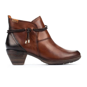 Pikolinos Rotterdam 902-8775 (Women) Cuero Boots|Fashion-Ankle Boot - The Heel Shoe Fitters