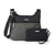 Baggallini Securtex Anti-theft Large Crossbody - Black