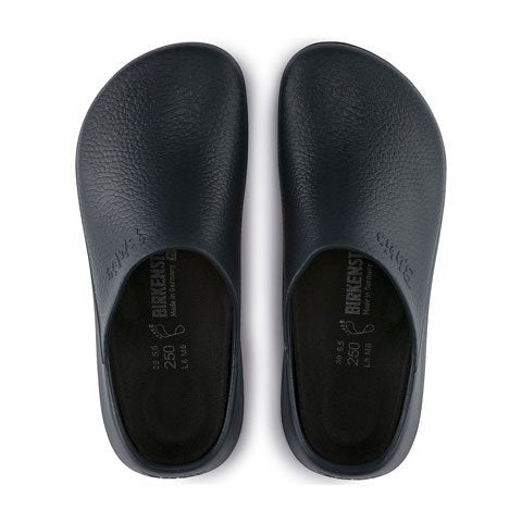 Birkenstock Super Birki (Unisex) - Blue Dress/Casual|Clogs & Mules - The Heel Shoe Fitters