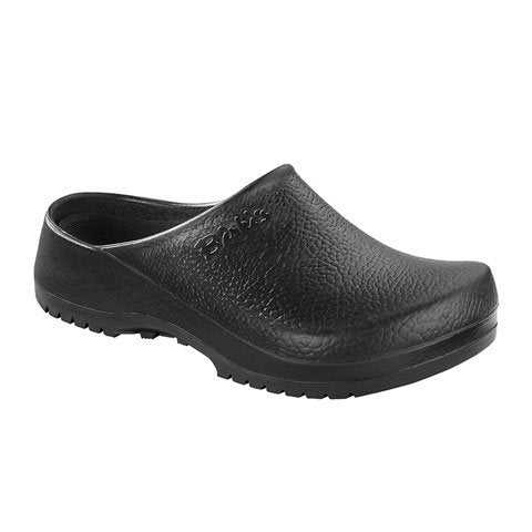 Birkenstock Super Birki (Unisex) - Black Dress/Casual|Clogs & Mules - The Heel Shoe Fitters