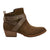 Earth Peak Porter Ankle Boot (Women) - Dark Khaki Multi Boots|Fashion - Ankle Boot - The Heel Shoe Fitters