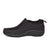 Aetrex Tyra (Women) - Black Dress/Casual|Slip Ons - The Heel Shoe Fitters