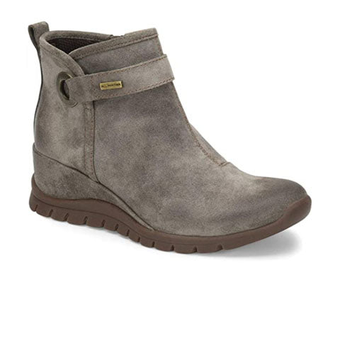 Bionica Ocala (Women)- Pietra Grey Boots|Fashion - Ankle Boot - The Heel Shoe Fitters