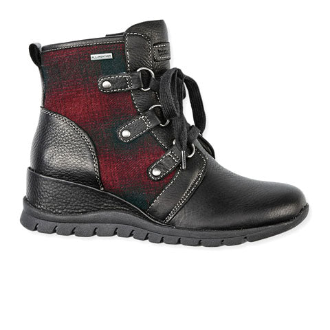 Bionica Ollie (Women) - Black Boots|Fashion - Mid Boot - The Heel Shoe Fitters