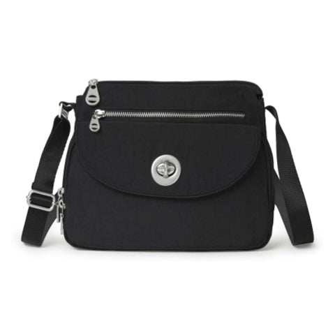 Baggallini Calais Crossbody - Black