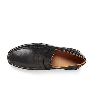 Ecco Holton Penny Loafer (Men) - Black