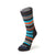 Fits Medium Hiker (Women) - Tigerlily Socks|Perf - Crew - The Heel Shoe Fitters