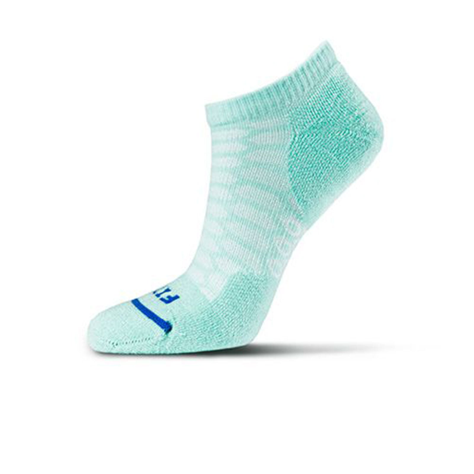 Fits Light Runner Low (Women) -  Lucite Green Socks - Life - No Show - The Heel Shoe Fitters
