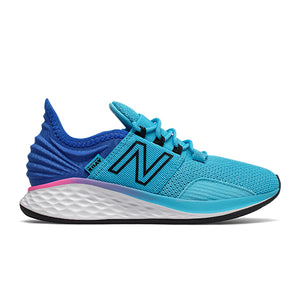 New Balance Fresh Foam Roav Boun - Bayside/Vivid Cobalt/Peony Athletic|Running|Cushion - The Heel Shoe Fitters